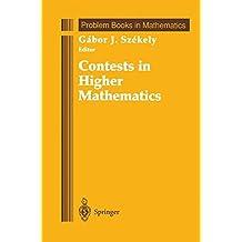 Contests in Higher Mathematics: Miklós Schweitzer Competitions 1962–1991