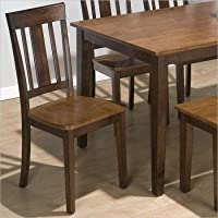 Triple Upright Side Chair - Set of 2