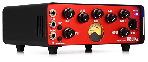 Ashdown OriginAL 300-Watt Lightweight Bass Head