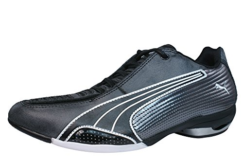 PUMA Testastretta Womens Leather Motorsport Sneakers/Shoes- Buy ...