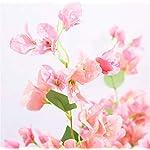 Skyseen-3pcs-Artificial-Bougainvillea-Glabra-Fake-Bougainvillea-Flower-for-Wedding-Centerpieces-Decorative-Flowers-472-Pink