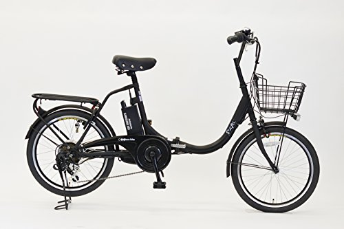 [해외] A 산(EISAN) 접이식 전동 자전거 swifti-20 20인치 6 단변속 8.4Ah리튬 이온 배터리 탑재