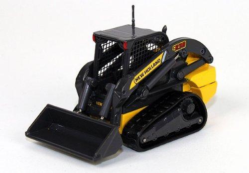 B2B Replicas MOT13783 MOTORART - New Holland C238 Tracked Skid Steer (Best Tracked Skid Steer)