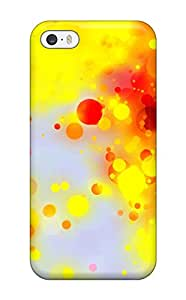 Hard Plastic Iphone 5/5s Case Back Cover,hot Glittery Paint Splatter Case At Perfect Diy