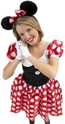 Rubbies - Disfraz de Minnie Mouse para mujer, talla M (R888584-M ...