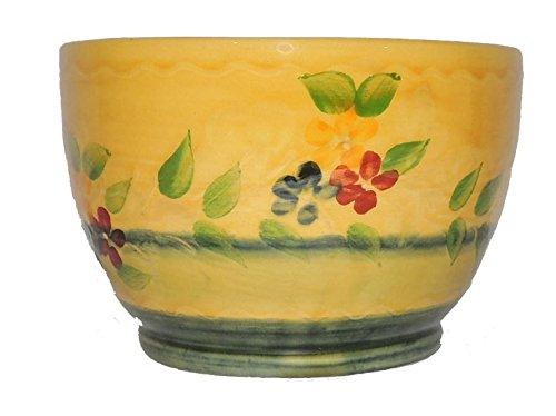 (Souleo, Provence Terre è Provence Café au Lait Coffee Bowl/Cereal Bowl, Divers Pattern, 5.5
