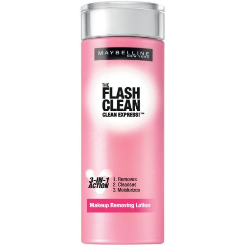Maybelline New York Clean Express Makeup Removing Lotion, 4