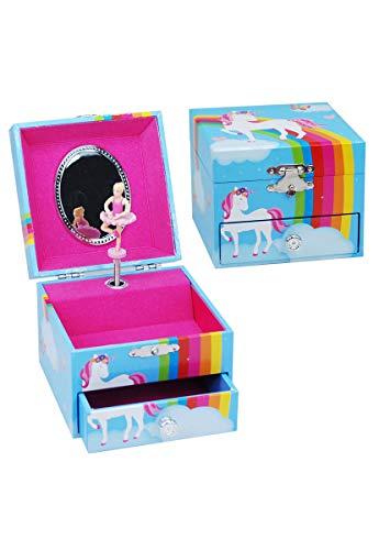 Hamleys Caja Musical Unicornio Chica Juguete Didactico para Niñas Multi Talla …