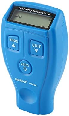 WINTACT WT200A Mini Digitaler Beschichtungsfilm Eisendickenmessger/ät Auto Meter Paint Painting Tester Handheld Testing 0-1.80mm