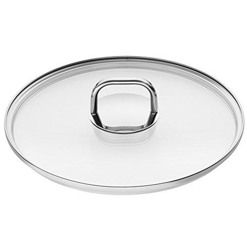 WMF Glasdeckel Inspiration Ø 24cm Metallgriff spülmaschinengeeignet Nr 1736256380