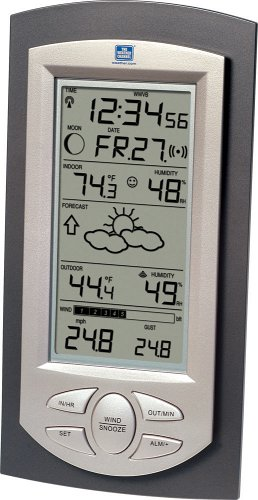 Weather Instruments Anemometer (La Crosse Technology Weather Channel WS-9035TWC Wireless Weather Station with Wind)
