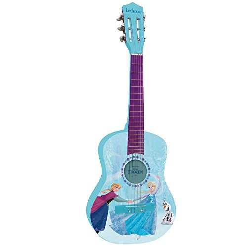 descuento de ventas LEXIBOOK LEXIBOOK LEXIBOOK Disney Frozen Junior Acoustic Guitar by Disney Frozen  auténtico