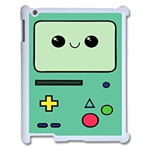 Beemo Adventure Time Customized Cover Case for Ipad2,3,4,custom phone case ygtg589069