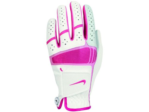 Nike Golf Women's Tech Xtreme IV Regular Right Hand Glove, White (Small)