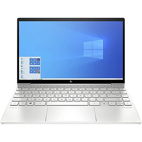 (Renewed) HP Envy 13.3-inch Touchscreen FHD Laptop (10th Gen i5-1035G1/8GB/512GB SSD/Windows 10/MS Office/Natural Silver/1.3 Kg), 13-ba0003TU