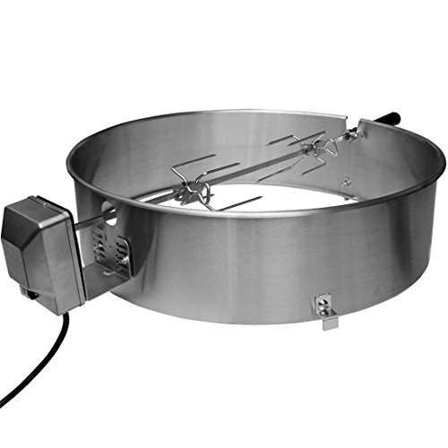 Onlyfire Stainless Charcoal Rotisserie Masterbuilt product image