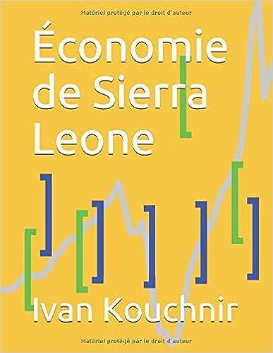 Économie de Sierra Leone