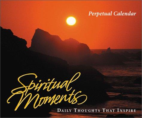 Spiritual Moments Perpetual Calendar