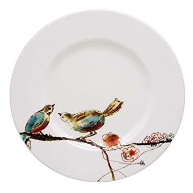 Lenox Simply Fine Chirp Salad/Luncheon Plate by Lenox