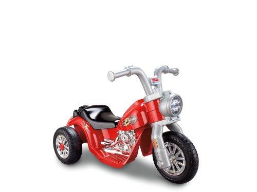 Fisher Price X6222 Power Wheels Harley