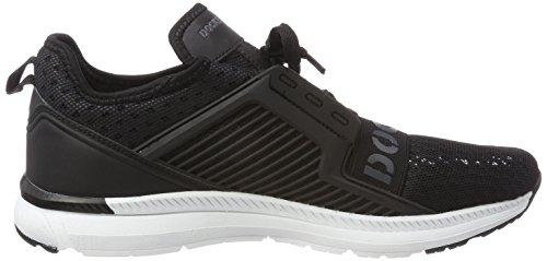 Dockers by Gerli Unisex-Erwachsene 42TS602-700100 Sneaker Schwarz (Schwarz 100)