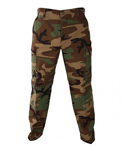 Imported Bdu Pants - 4