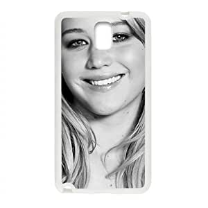 Smiling lovely girl Cell Phone Case for Samsung Galaxy Note3 by mcsharks