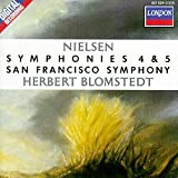 Nielsen: Symphonies 4 & 5, Blomstedt