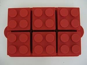 Lego Brick Cake Jelly Mould Mold