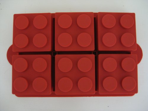 Lego Brick Cake Jelly Mould product image