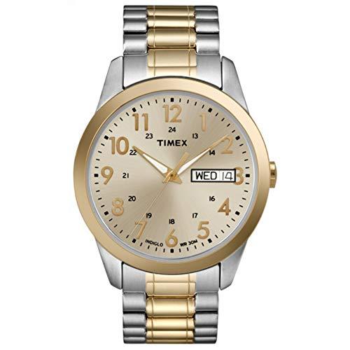 Timex Men's South Street Sport |Two-Tone| Dress Watch T2M935