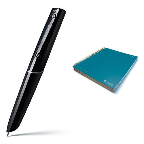 Echo Smartpen and 3 Subject Notebook -
