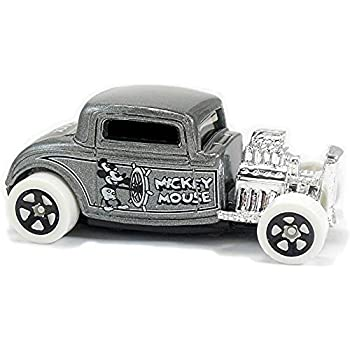 HOT WHEELS 2018 DISNEY MICKEY MOUSE SERIES STEAMBOAT WILLIE /'32 FORD