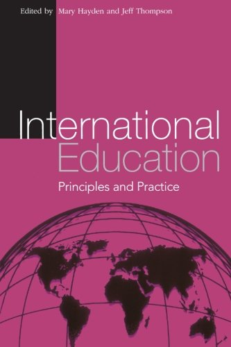 International Education: From Principles to Practice