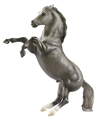 Breyer Dapple Grey Mustang by Reeves (Breyer) Int'l