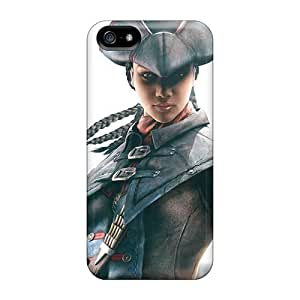 Richardcustom2008 FYR9126hSbZ Cases Covers Skin For Iphone 5/5s (assassins Creed Liberation)