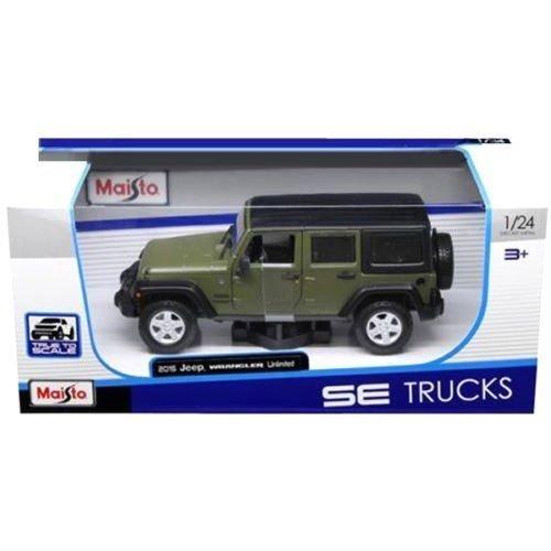 Jeep Wrangler Model - 7