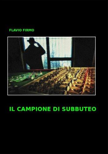 Il campione di Subbuteo  por Flavio Firmo