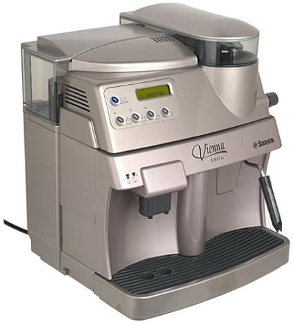 Amazon.com: Saeco Vienna Digital superautomatic máquina de ...