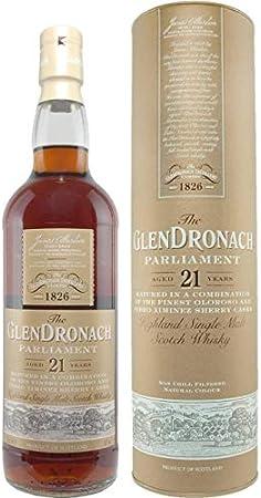 Glendronach - Botella de Parliament 48% de 21 años - 70cl