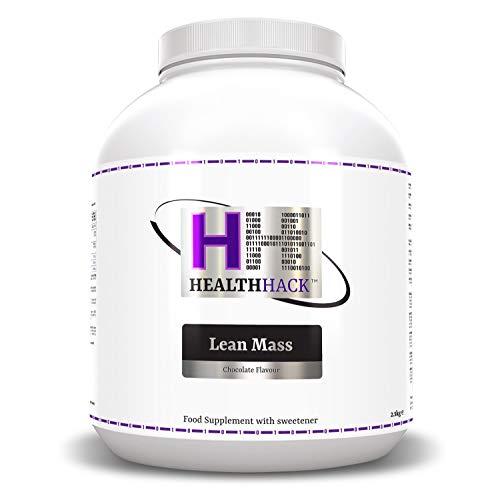 Health Hack Lean Mass, 2.5 kg, Choc