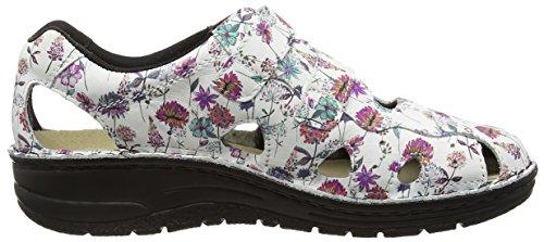 Berkemann Larena Damen Sneakers Mehrfarbig (066 Light Flowers)