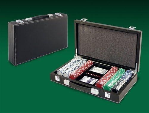 Caja Casino poker Texas Holdem 300 Fichas: Amazon.es: Hogar