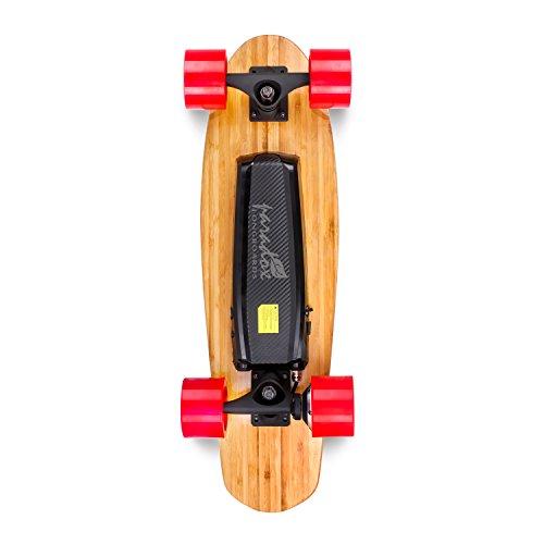 Paradox 28 inch Electric Skateboard 600W Electric Longboard Hotspot E-Wheelin i3 plus