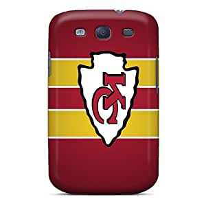 GHqfmKP-3877 ORRICO Kansas City Chiefs Feeling Galaxy S3 On Your Style Birthday Gift Cover Case