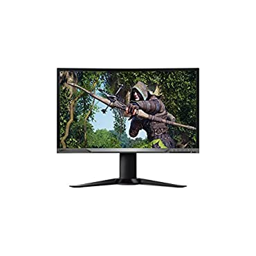 Lenovo Monitor, Y27g 27 Curved Gaming Monitor with G-Sync, 65BEGCC1US