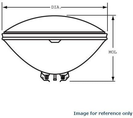 GE 24833-4572 Miniature Automotive Light Bulb