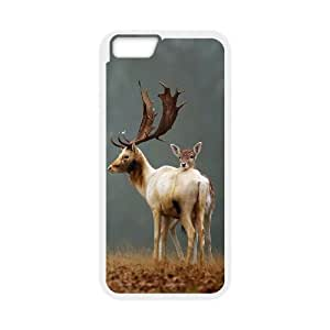 [Funny Series] IPhone 6 Case Animal 88, Iphone 6 Cases for Women Okaycosama - White