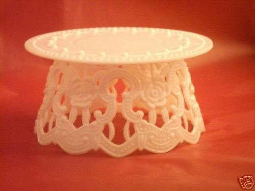 Cake Top Base - Plastic Cake Top Base Stand 4.5