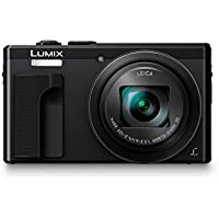 Panasonic LUMIX DMC-ZS60 Camera, 18 Megapixels, 1/2.3-inch Sensor, 4K Video, WiFi, Leica DC Lens 30X F3.3-6.4 Zoom (Black) Explained Review Image
